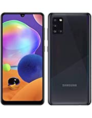$200 » Samsung Galaxy A31 64GB / 4GB - A315G/DSL Unlocked Dual Sim Phone w/Quad Camera 48MP+8MP+5MP+5MP GSM International Version (Prism Crush Black)