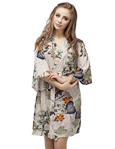 Skyfitting Womens Kimono Length Bridesmaid product image