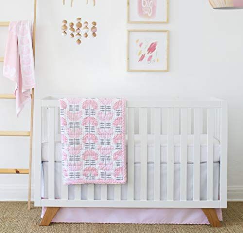 Petunia Pickle Bottom Dreaming in Dax 3 Piece Crib Bedding Set