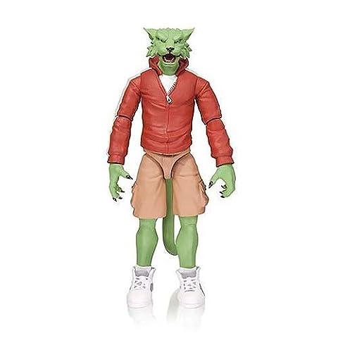 Teen Titans DC Comics Earth One Beast Boy Action Figure (Dc Figures Beast Boy)