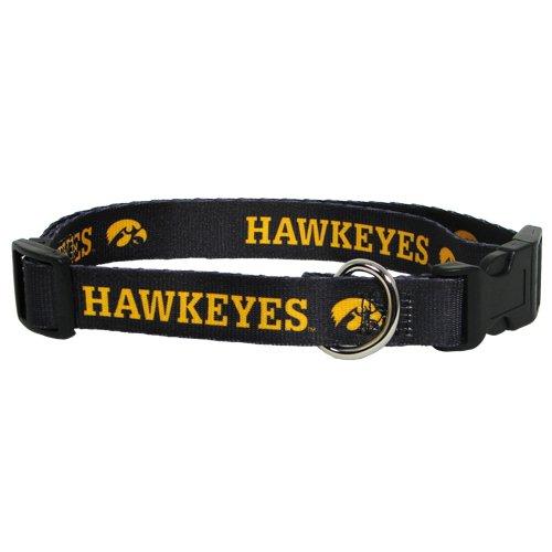 hunter-mfg-iowa-hawkeyes-dog-collar-small