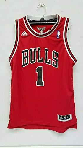 2400e565f4a Derrick Rose Chicago Bulls Signed Basketball