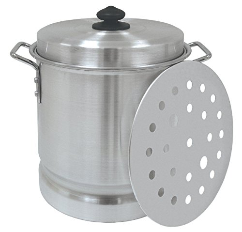 12 qt cast iron stock pot - 8