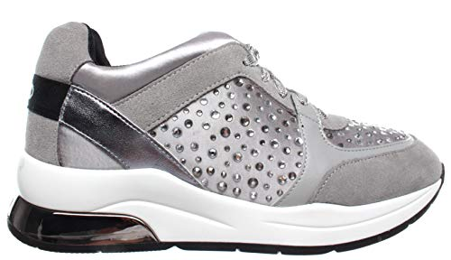 Girls' Jo Trainers Karli Gray Liu xSY8qwTZZ