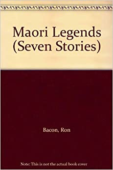 Book Maori Legends (Seven Stories)