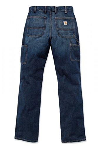 Scuro Carhartt Double Logger Blu Front Hose Jeans xxpUqz8w