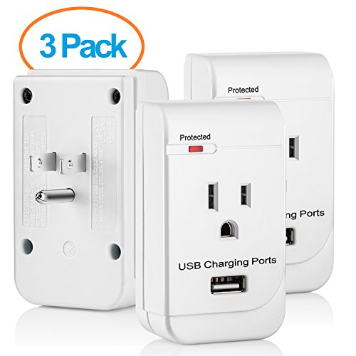 yubi-power-usb-charging-station-wall-charger-ac-outlet-with-usb-surge-protector-three-pack
