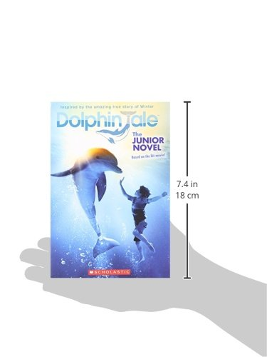 Dolphin Tale: The Junior Novel by Scholastic (Image #2)