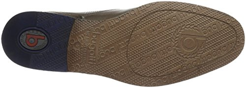 Hombre Cordones de Zapatos Bugatti para Derby Grau 1200 Hellgrau 312105071100 cYgwvYqWnf