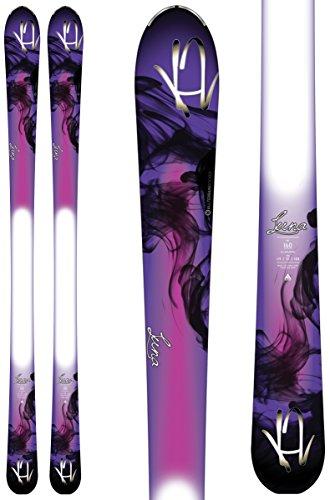 K2 Luna Skis Womens Sz 163cm (Womens Downhill Skis)