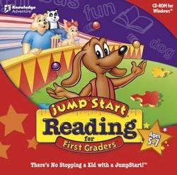 JUMPSTART READING FOR 1ST GRADE by Jump Start Reading for First Graders