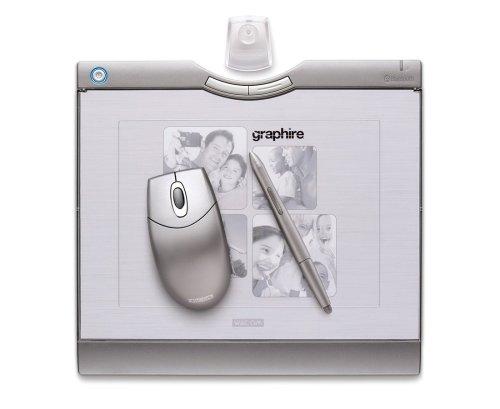 Wacom Graphire Bluetooth 8 Inch Tablet
