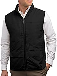 Scottevest Mens Q U E S T Vest  Pockets Photography Travel Vest