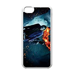 iphone5c Case, Batman Cell phone case White for iphone5c - SDFG8755601