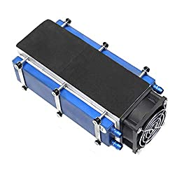 Nrthtri smt DC12V 60A 576W 8 Chip TEC1-12706 Thermoelectric Cooler Radiator Air Cooling Equipment Eater