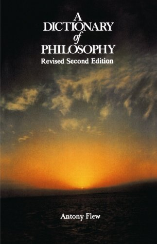 A Dictionary of Philosophy: Revised Second Edition