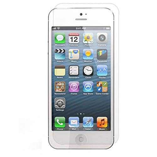 Insten Matte Anti-Glare Anti-Fingerprint LCD Screen Protector Shield Guard Film Compatible with Apple iPhone 5/5C/5S/SE