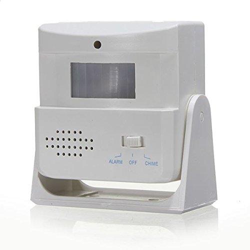 Wireless Door Bell Welcome Alarm Chime Motion Sensor Detector