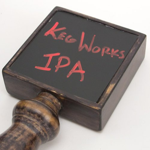 Tap Board Chalk Board Beer Tap Handle