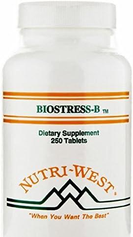 Nutri-West – Biostress-B 250 Tablets