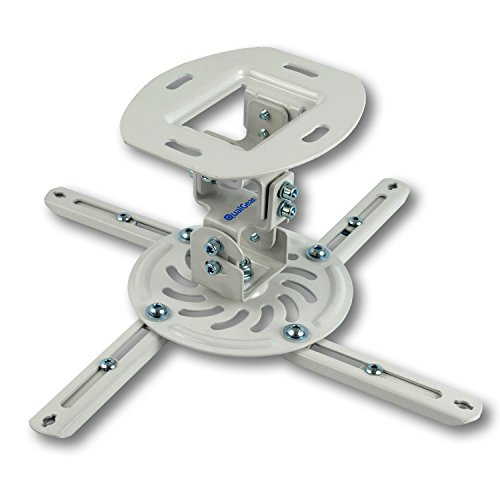 QualGear QG-PM-002-WHT-S Projector Ceiling Mount Accessory