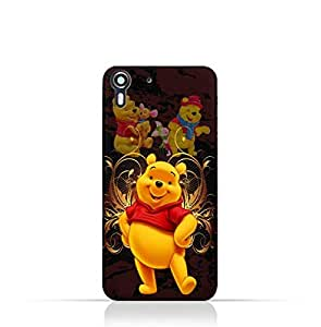 HTC Desire Eye TPU silicone Protective Case with Winnie the Pooh Design