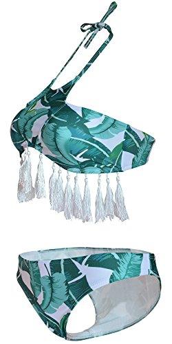 SeaColour - Conjunto - para mujer Verde