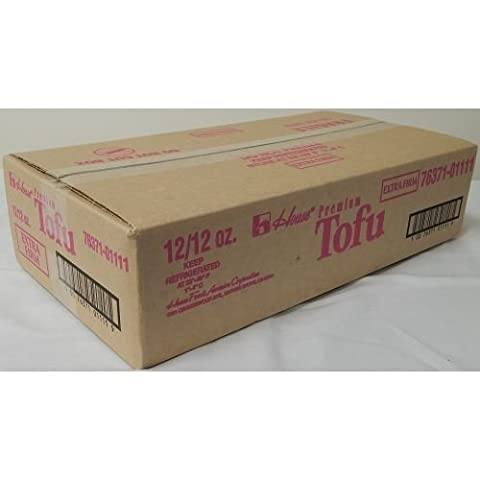 Wing Hing Extra Firm Tofu, 12 Ounce -- 12 per case. (Cancelled Passport)