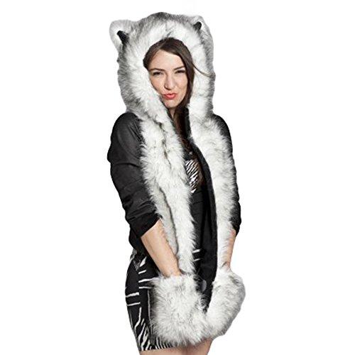 Faux Fur Animal - 3