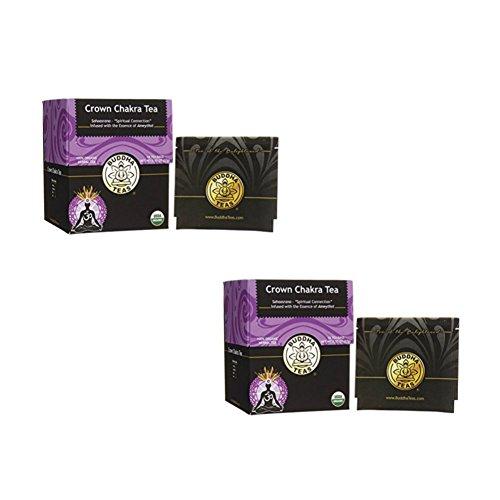 Organic Crown Chakra Tea Caffeine
