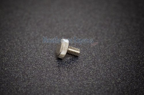 Bach/Bundy TR300/200S Omega Bb Trumpet Lyre/3rd Valve Ring Screw Silver Plated (Trumpet Third Valve compare prices)