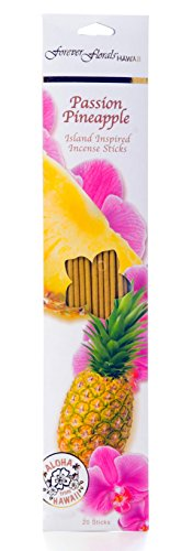(Incense Sticks, Passion/Pineapple, 20/Pk)