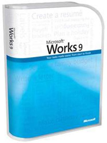 Microsoft 070 03545 Works 9 0 product image