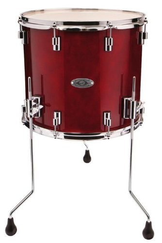 Drum Craft Series 6 DC826073 14 x 12 Inches Floor Tom - (12 X 14 Floor Tom)