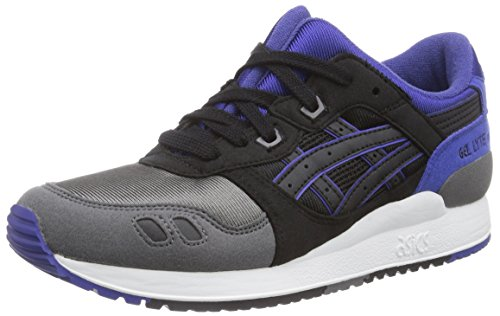 9097 Adulte Iii Mixte Asics Chaussures Noir black black lyte Gs Multisport Outdoor Gel titanium 8x8qECHO