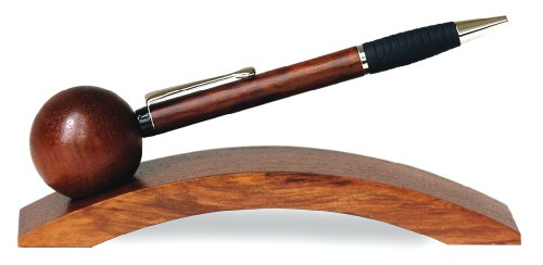 Grip Executive Pen (Boing! Designs Helios Rosewood Arch with Grip Pen (A00110))