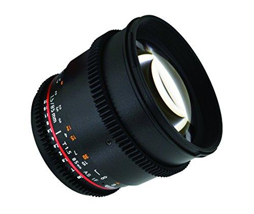Rokinon DS DS85M-C 85mm T1.5 AS UMC Full Lens for