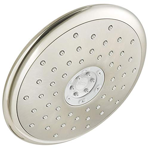 American Standard 9035374.295 Spectra+ Touch 4-Function Shower Head, 2.5 GPM, Brushed Nickel