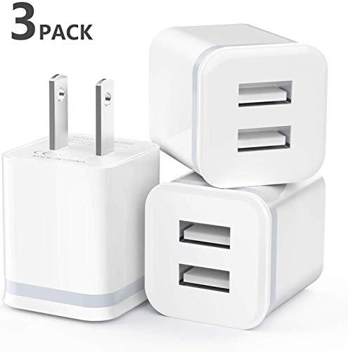 USB Wall Charger LUOATIP
