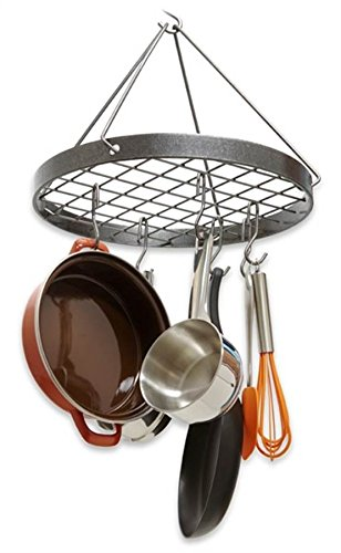 Enclume Round Pot Rack (Decor Cottage Round Pot Rack)