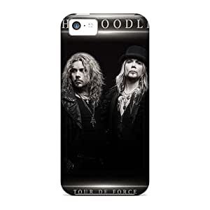 Hard Protect Phone Cases For Iphone 5c (kQx18342XrUf) Unique Design Trendy Papa Roach Pattern