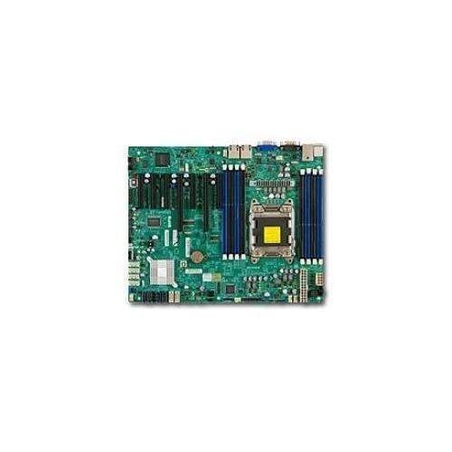 Supermicro Motherboard Sata (Super Micro SuperMicro MBD-X9SRL-F-O - LGA2011 Intel C602 Chipset ATX Server Motherboard, DDR3, SATA 6Gb/s, VGA, PCIE3.0, Gigabit LAN White Box)