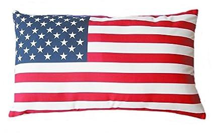 Amazon Com American Flag Fourth Of July Patriotic Indoor Outdoor