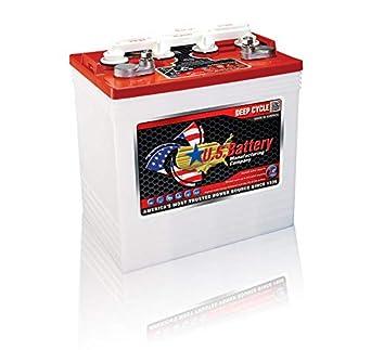Amazon Com Club Car Ds 8 Volt Battery Us 8vgc Xc2 1 Set Of 4