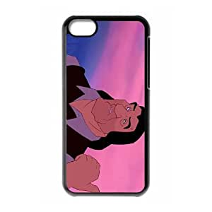 iPhone 5c Cell Phone Case Black Pocahontas Character Ben