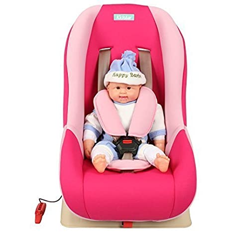Buy Butterfly Kidstar Safety Baby Car Seat - Pink Online at Low ...