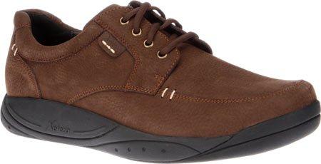 Xelero London Mens Comfort Therapeutic Extra Depth Casual Shoe Leather Lace-up Brown IplPQTo