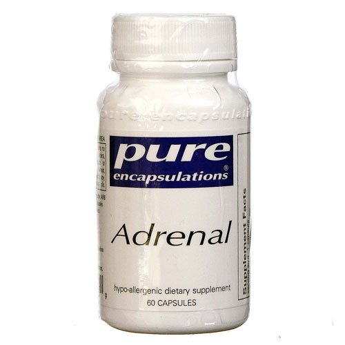 Pure Encapsulations Adrenal -- 60 Capsules - 3PC by Pure Encapsulations