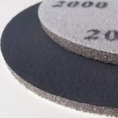 1 disque grain /à s/électionner Eka-sky mousse 150mm grain 3000