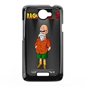 Master Roshi Dragon Ball Z Anime1 HTC One X Cell Phone Case Black yyfabc-502720